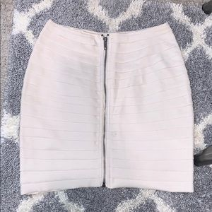 Urban Outfitters Silence and Noise cream skirt S